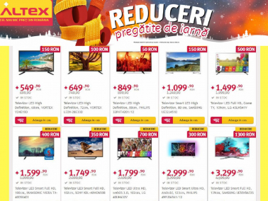 Catalog ALTEX 19 Ianuarie 2017 – 08 Februarie 2017