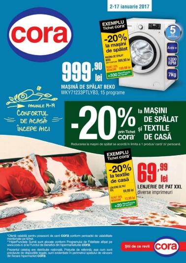 Catalog CORA 02 Ianuarie 2017 – 17 Ianuarie 2017