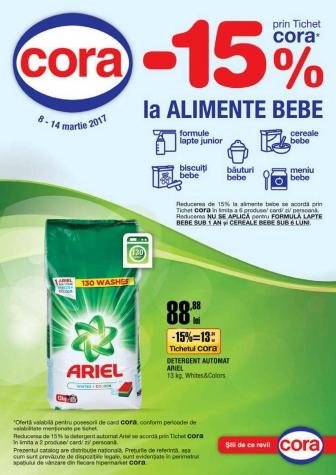 Catalog CORA 08 Martie 2017 – 14 Martie 2017