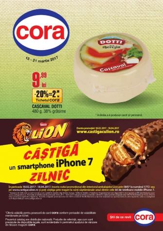 Catalog CORA 15 Martie 2017 – 21 Martie 2017