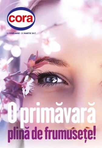 Catalog CORA 22 Februarie 2017 – 21 Martie 2017