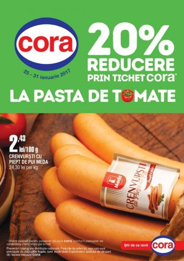 Catalog CORA 25 Ianuarie 2017 – 31 Ianuarie 2017