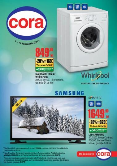Catalog CORA 01 Februarie 2017 – 14 Februarie 2017