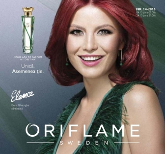 Catalog ORIFLAME C14 2016, valabilitate: 04 Octombrie 2016 – 24 Octombrie 2016