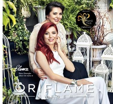 Catalog ORIFLAME C3 2017, valabilitate: 14 Februarie 2017 pana la 06 Martie 2017