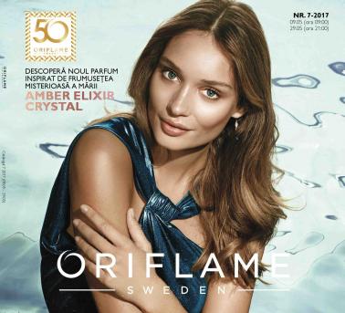 Catalog ORIFLAME C7 2017, valabilitate: 09 Mai 2017 pana la 29 Mai 2017